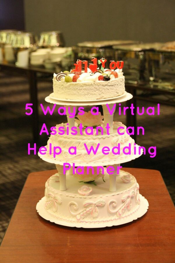 How a Virtual Assistant can be useful to a Wedding Planner.