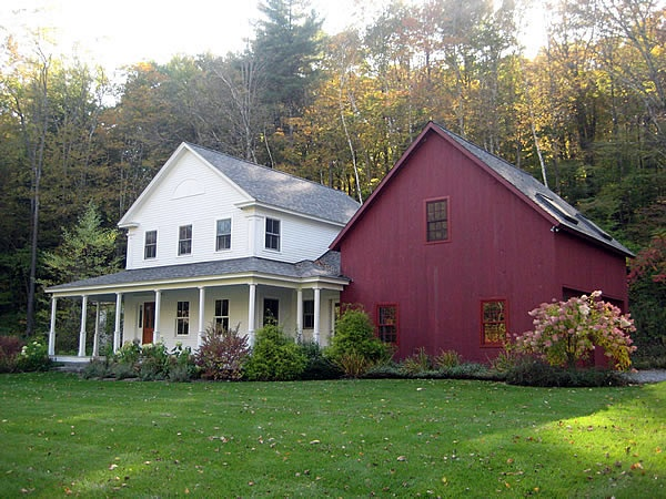 1000 images about architecture on pinterest house plans for Red barn plans