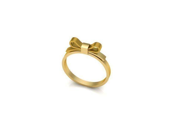 ring 132 3d model stl 3dm 1