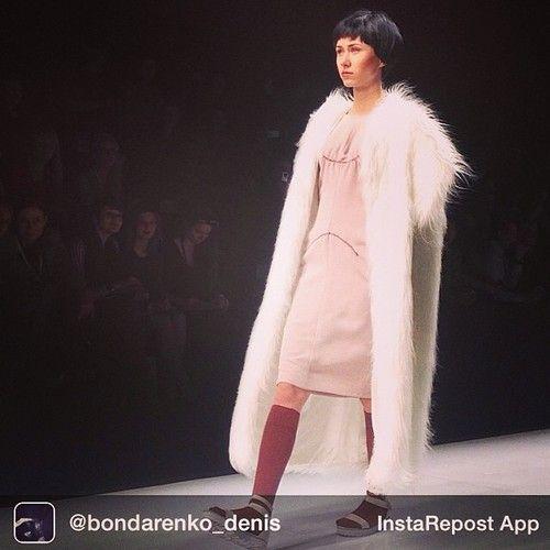 #spb #fashion #fashionweek #fw1415 #kirichenko