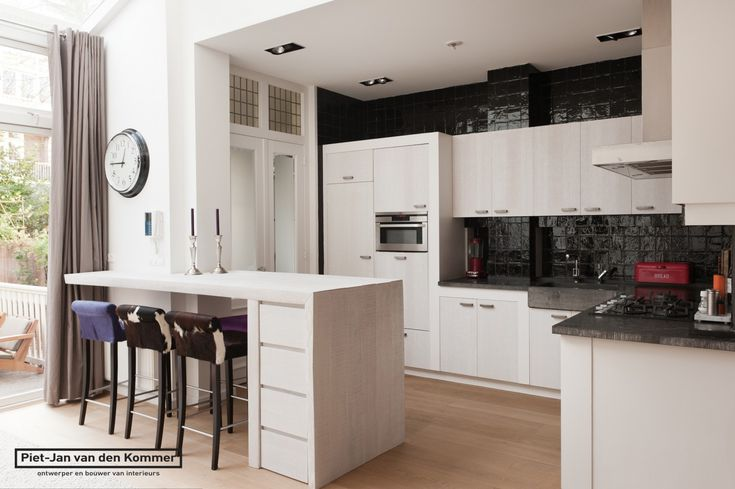 ... modern op Pinterest - Villas, Amsterdam en Hedendaagse keukens