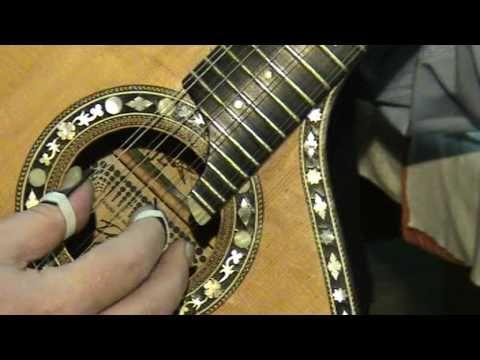 O Fado Menor na Guitarra Portuguesa - YouTube