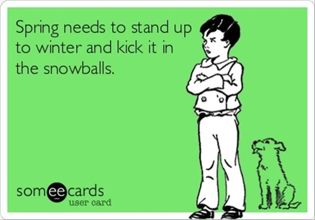 weather jokes | Bitch Mondays: Winter Weather. . . | RE'S CLOSET