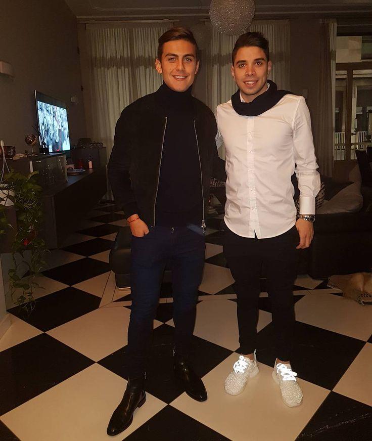 "Nahuel Ruiz (@nahuelruiz5) su Instagram: ""Feliz cumple hermano! Te quiero mucho 🎉🎊🎉🎊🎉 @paulodybala ⚽🔟"""