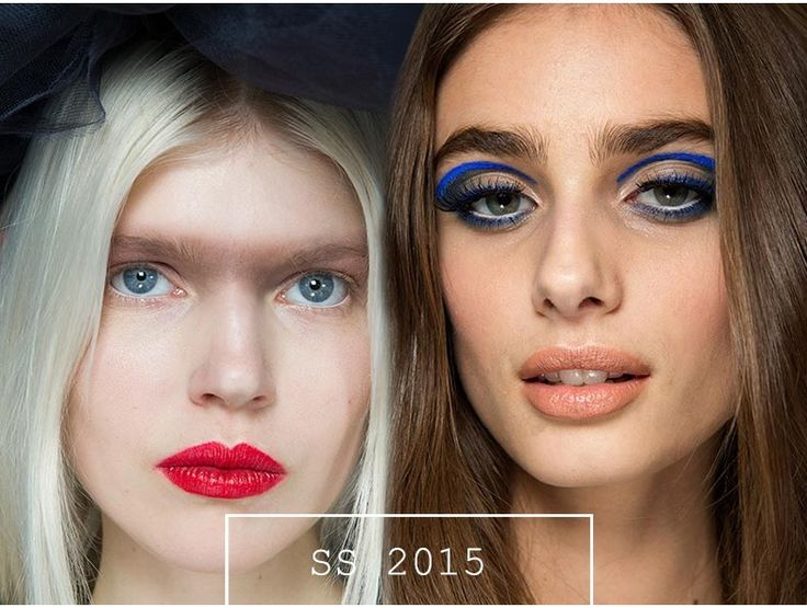İlkbahar / Yaz 2015 Güzellik Trendleri (Saç- Makyaj)