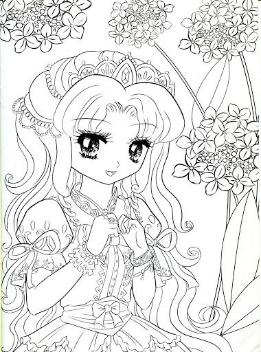 Coloring Book Princess Mama Mia Picasa Webalben