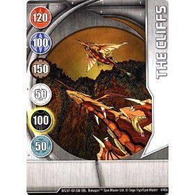 Bakugan Battle Brawlers Metal Gate Card - The Cliffs ** Read more  at the image link.