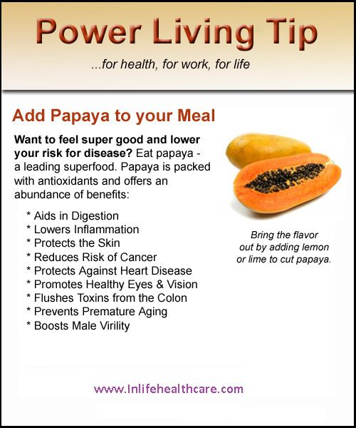 Amazing Features Of Papaya