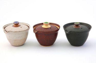 【楽天市場】信楽焼き 新茶器 絞り出し式 急須一人用急須 KYU-SU HITORI:茶器 売れ筋:::インテリア 建築 雑貨 ROUND ROBIN