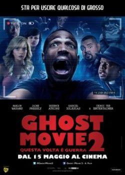 Locandina Ghost Movie 2 – Questa Volta è Guerra
