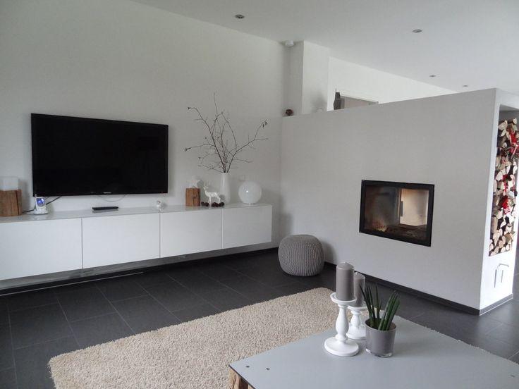 die besten 25 tv wand als raumteiler ideen auf pinterest regal hinter der couch wand tv. Black Bedroom Furniture Sets. Home Design Ideas