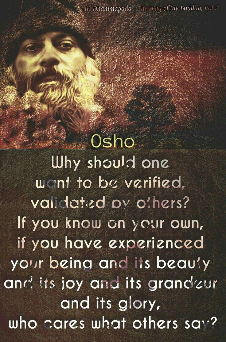 1062 Best Osho Words Images On Pinterest