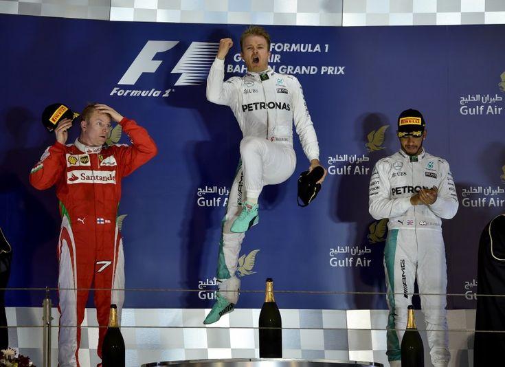 F1, GP del Bahrain, le Mercedes vincono ancora! Ferrari sul podio