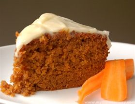 Diabetic recipe for Carrot Cake- Maybe I don't have to give up all sweets after all : )