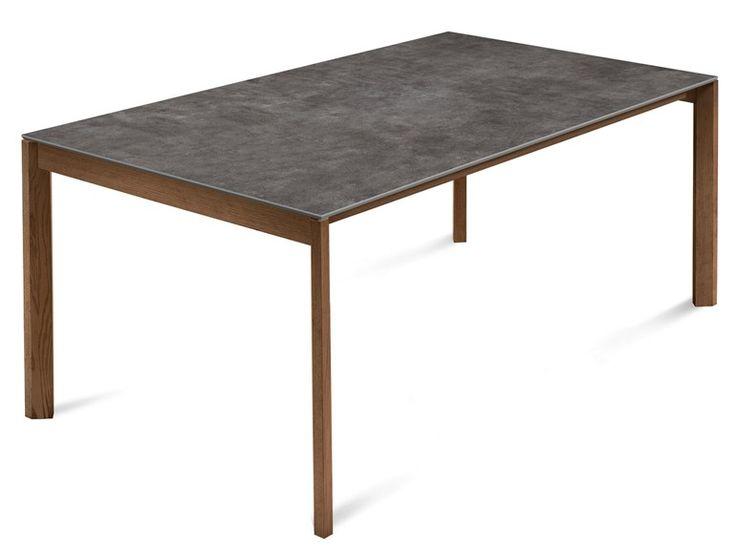 Extending rectangular table WEB-140 by DOMITALIA