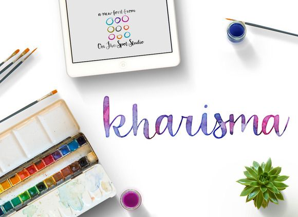 kharisma by OnTheSpotStudio on Creative Market