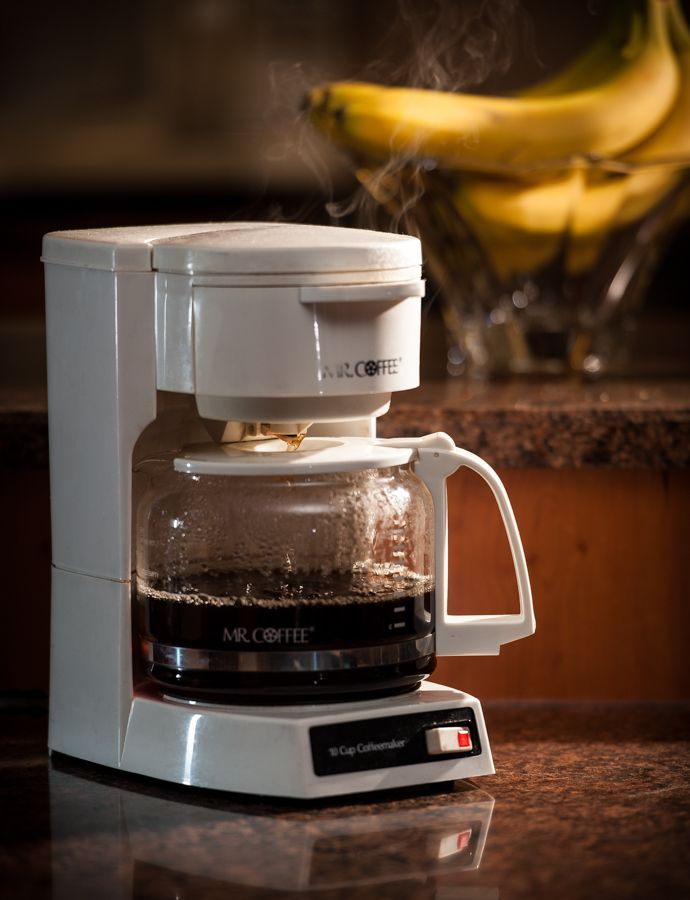 Challenging Reality: Kettle and Coffee Maker