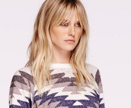 Trendy Hairstyles With Bangs Fringes Face Shapes Ideas