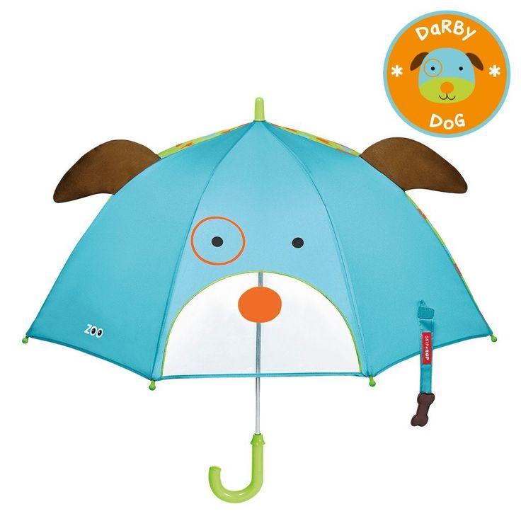 Skip Hop | Zoobrella Little Kid Umbrella