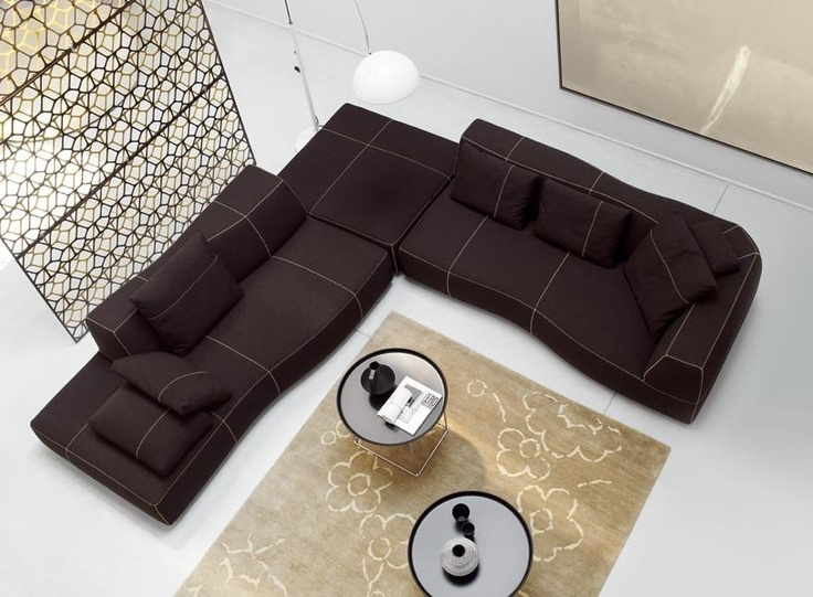 Innovative Sofa Designs innovative sofa ideas for striking interior design: black
