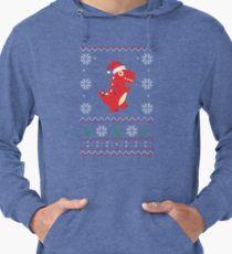 Ugly Christmas Sweater Dinosaur Cute T Rex