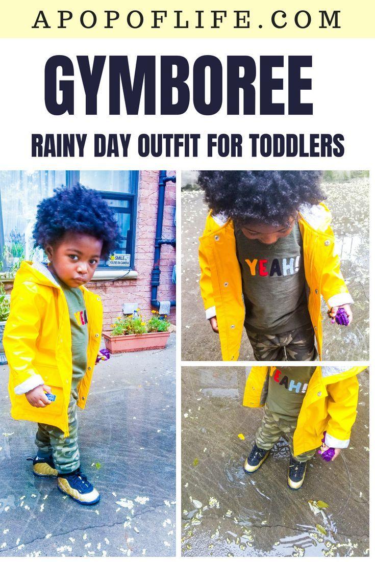 4e694b3efa0b Gymboree Rainy Day Outfit For Toddler Boy