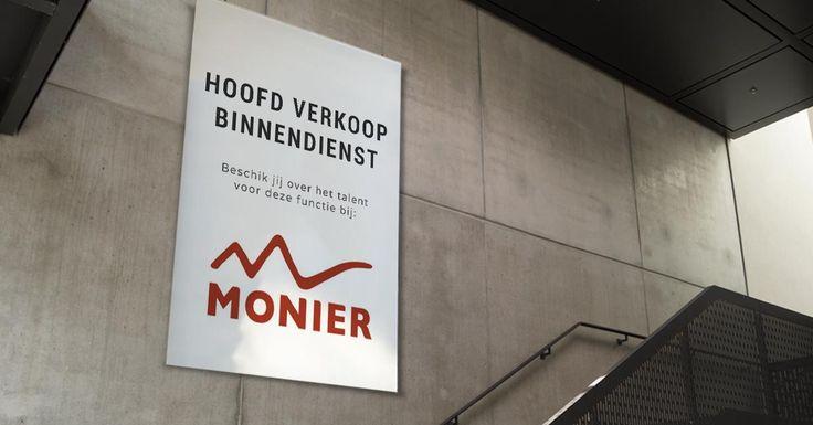Ben jij de nieuwe Hoofd Verkoop Binnendienst bij Monier Benelux?