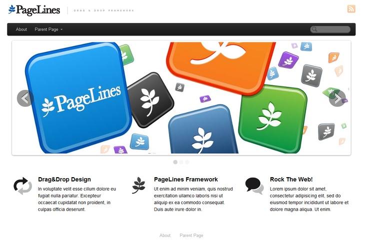 PageLines WordPress Theme $40