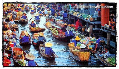 Bangkok | Tu Billete Travel Tour | BLOG