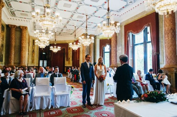 Reading and Writing Room. London One Whitehall Place Wedding http://www.babbphoto.com/