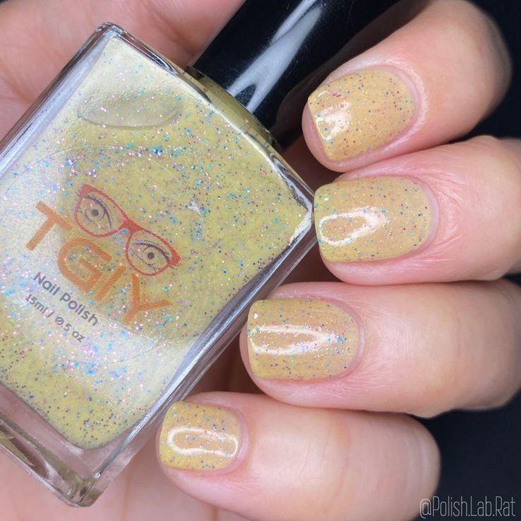 Sunshine Fairy Sunlight Yellow 15 Free Nontoxic Nail Polish Etsy Nontoxic Nail Polish Nail Polish Nails