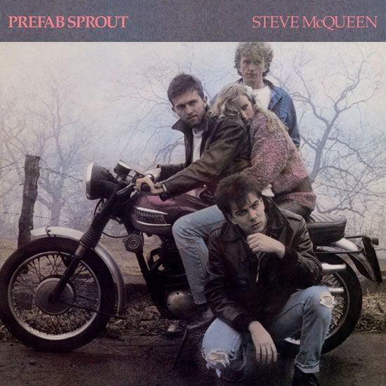 Vinyl spotting: Prefab Sprout - Steve McQueen on limited edition heavyweight vinyl