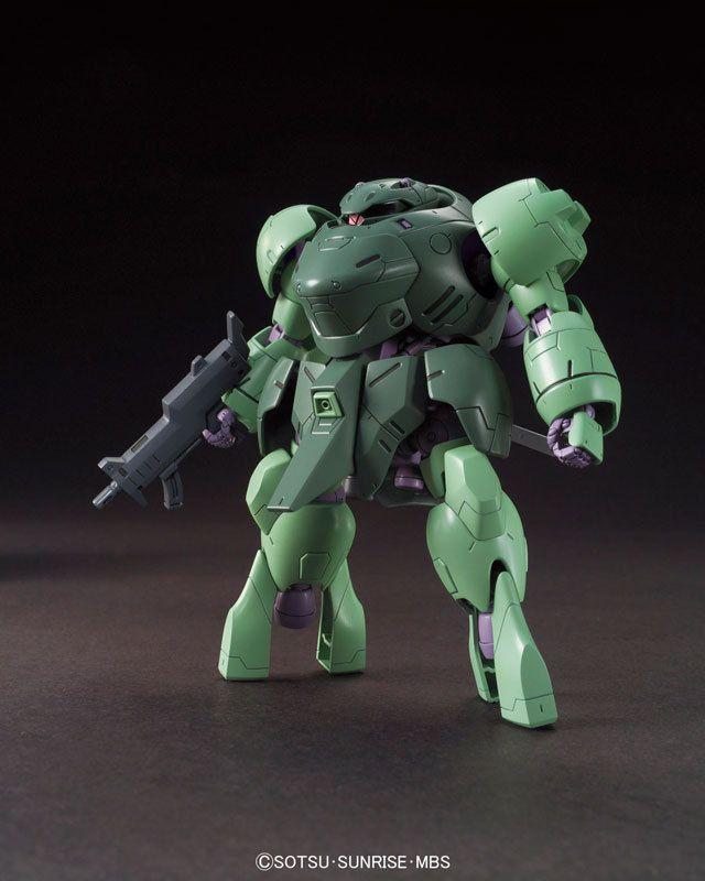 1/144 HG Man Rodi | Iron-Blooded Orphan Gundam | Gunpla | Military Sci-Fi Animé| Mecha Scale Model