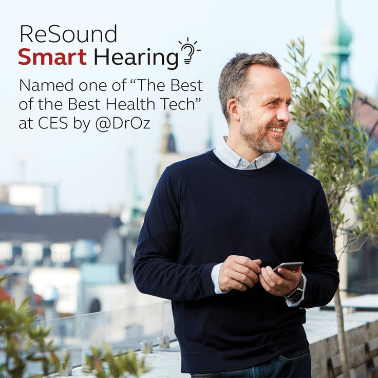 Check out Dr. Oz's report from the show floor, including his visit to ReSound the ReSound booth. http://www.doctoroz.com/episode/internet-shopping-detox?video_id=5276913253001