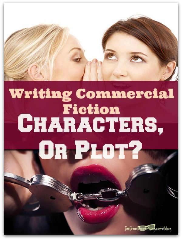 """If you're new to writing fiction, press on. Keep writing. In your first draft, just keep moving forward."" Writing Commercial Fiction: Characters, Or Plot?"