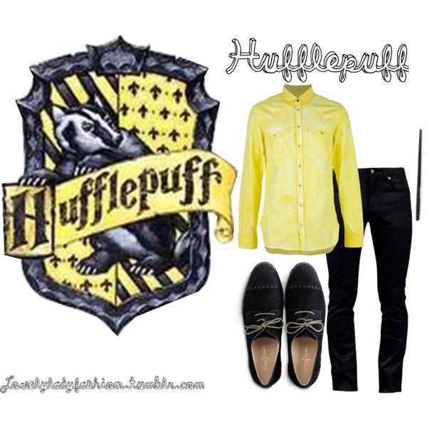 Hufflepuff - Male4