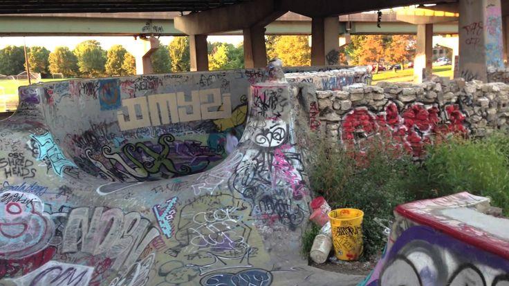 urban skateboard park - Google Search
