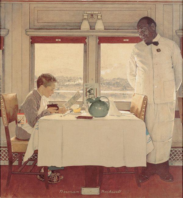 Le illustrazioni di Norman Rockwell - Il Post