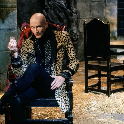 The Crystal Maze.... with Richard O'Brien