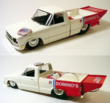 Pro Street Ford Courier PU