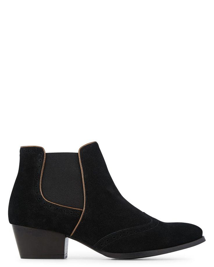 Découvrir en ligne tous les modèles de Boots - Samson femme de la Collection Minelli de l'année 2016