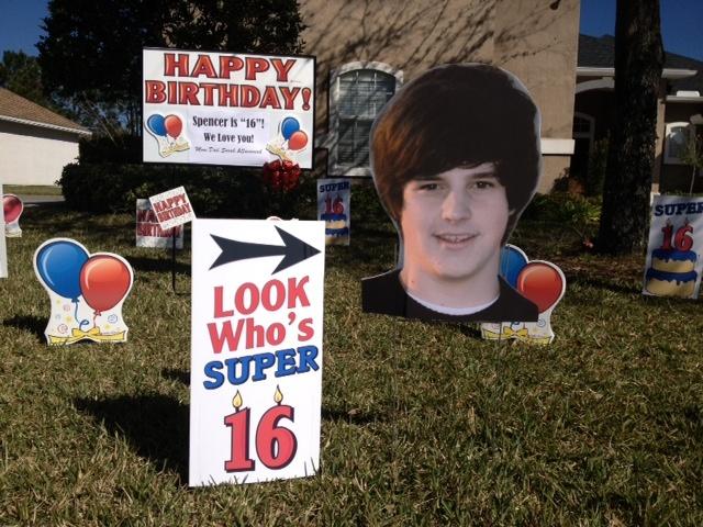 16th Birthday Boy Idea #Fun #idea #16