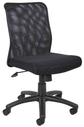 Boss Budget Mesh Task Chair Without Arms