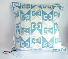 Add a pop of color with our unique printed cushions to any room!