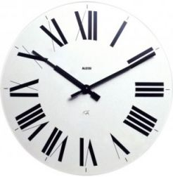 Alessi Firenze Wall Clock >>> Clocks are great for filling bare spaces on small walls in the kitchen.