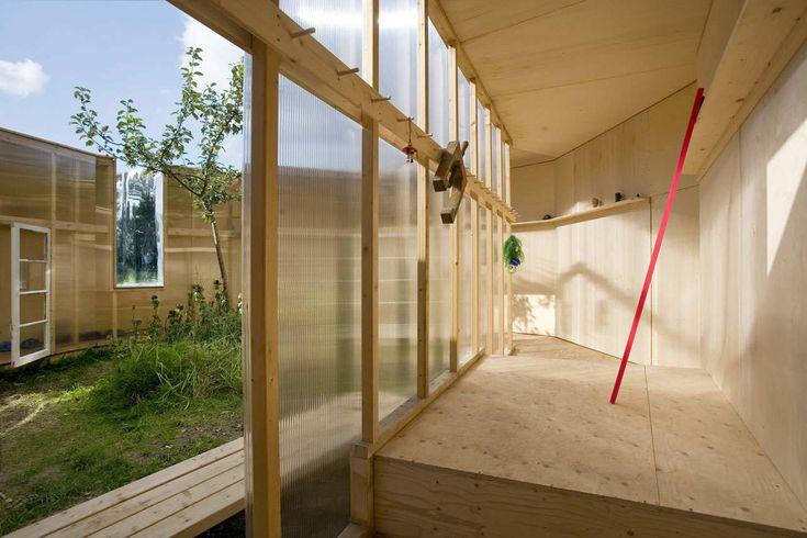 Pavilion for an Artist,© Thomas Lenden