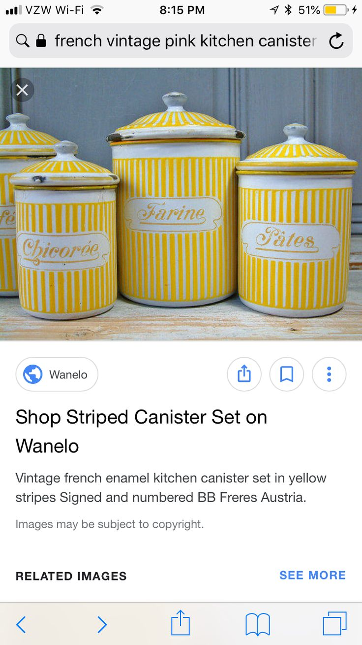 25 best Blue Kitchen images on Pinterest | Canister sets, Cutlery ...