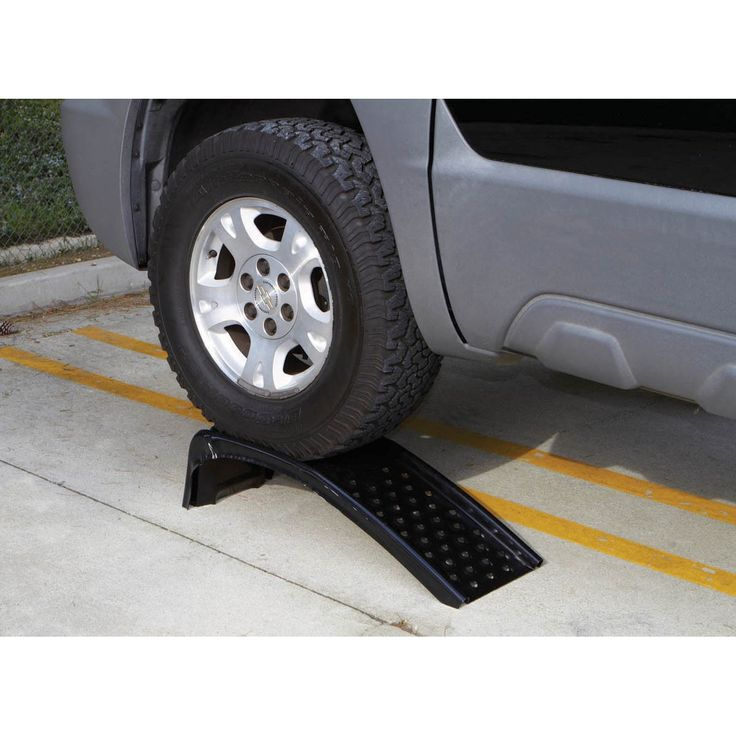 2 Piece Solid Steel Auto Ramp Set 39.99