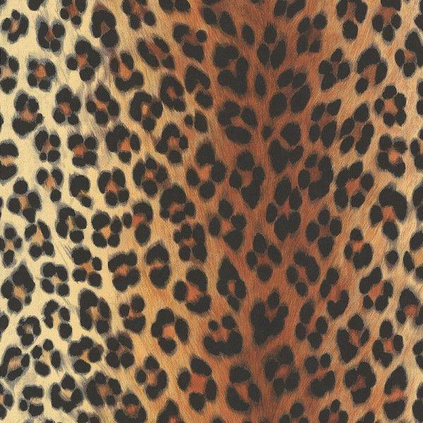 Papier peint Léopard 6630-16 A.S. Création Dekora Natur 6 - BRICOFLOR