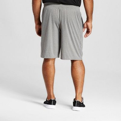 Men's Activewear Shorts - C9 Champion Fog Xxxl